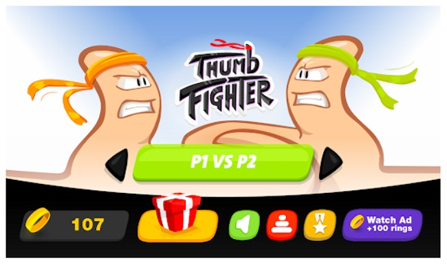 best 2 player ipad games