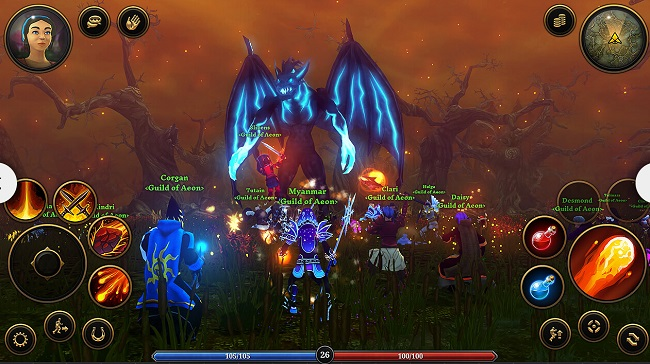 Online Games Like Wizard 101