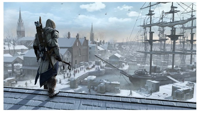latest assassin's creed game
