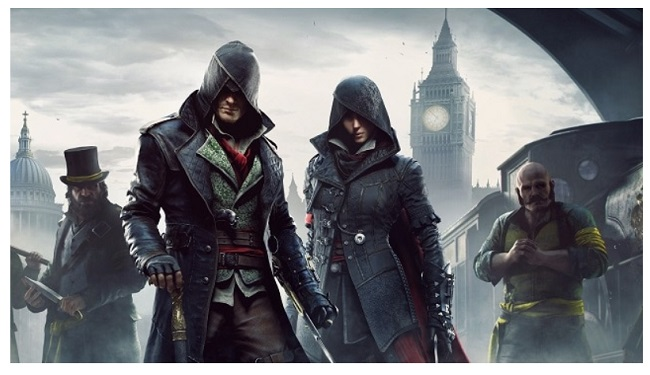 assassin's creed in order