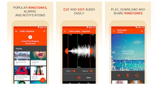 Best Free Ringtone Apps For Android