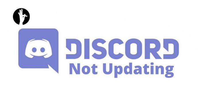 Discord Not Updating