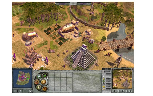 games similar to age of empires