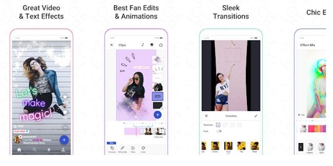 Video Editing App For Vine