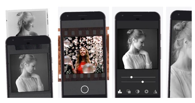 app for taking pictures of old photos