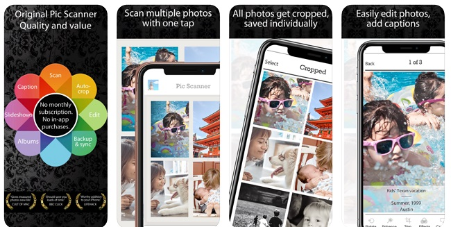 app to scan photos
