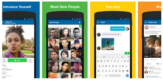 live chat rooms apps