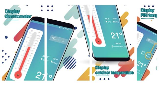 Free Temperature App