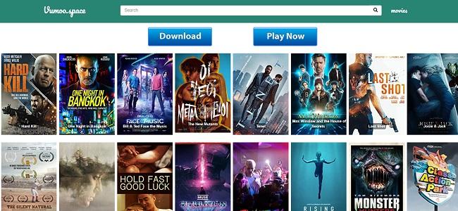 Free Online Movie Streaming Site