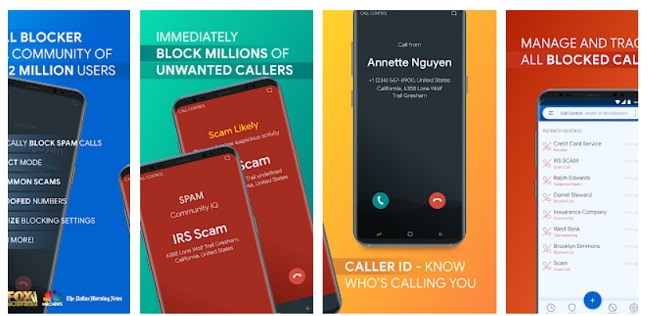 best spam call blocker android
