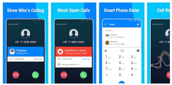 what is the best free call blocker app for android