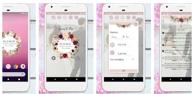 Wedding Planner Apps