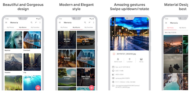 best android photo gallery