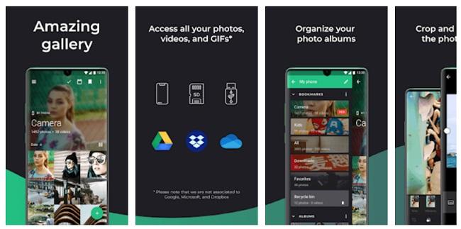 photo album app android