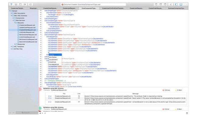 free xml editor mac