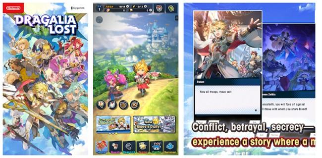 mobile gacha games